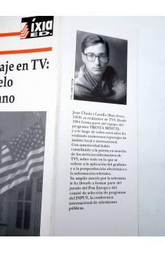 Muestra 1 de REPORTAJE EN TV: EL MODELO AMERICANO (Joan Úbeda) Íxia 1993