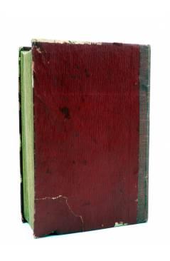 Contracubierta de LA NOVELA CORTA 141 A 180. 40 nºs EN UN TOMO (Vvaa) La Novela Corta 1918