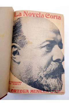 Muestra 1 de LA NOVELA CORTA 141 A 180. 40 nºs EN UN TOMO (Vvaa) La Novela Corta 1918