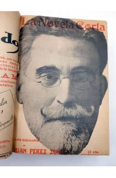 Muestra 2 de LA NOVELA CORTA 141 A 180. 40 nºs EN UN TOMO (Vvaa) La Novela Corta 1918
