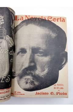 Muestra 3 de LA NOVELA CORTA 141 A 180. 40 nºs EN UN TOMO (Vvaa) La Novela Corta 1918
