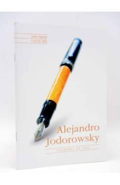 Cubierta de MINI LETRAS. LÁGRIMAS DE ORO (Alejandro Jodorowsky) H. Kliczkowski 2005