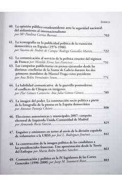 Muestra 5 de POLÍTICA Y COMUNICACIÓN EN LA HISTORIA CONTEMPORÁNEA (Bordería Ortiz / Martínez Gallego / Rius Sanchís) Fra