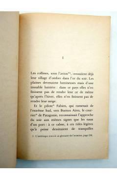 Muestra 2 de LE LIVRE DE POCHE. VOL DE NUIT (Antoie De Saint Exupéry) Gallimard Circa 1931