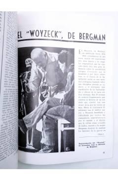 Muestra 2 de PRIMER ACTO. REVISTA DE TEATRO 110. 3 DESBARTS DE LORENZO VILLALONGA (Vvaa) Primer Acto 1969