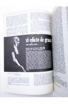 Muestra 2 de PRIMER ACTO. REVISTA DE TEATRO 174. EL EDICTO DE GRACIA DE JOSÉ MARÍA CAMPS (Vvaa) Primer Acto 1974