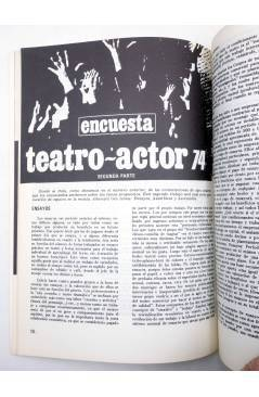 Muestra 3 de PRIMER ACTO. REVISTA DE TEATRO 174. EL EDICTO DE GRACIA DE JOSÉ MARÍA CAMPS (Vvaa) Primer Acto 1974