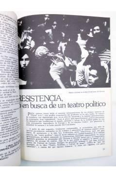 Muestra 2 de PRIMER ACTO. REVISTA DE TEATRO 176. TEATRO Y POLÍTICA (Vvaa) Primer Acto 1975