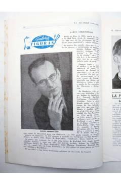 Muestra 3 de REVISTA EL AJEDREZ ESPAÑOL 43. MARZO 1959 (Vvaa) FEDA 1959