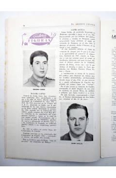 Muestra 3 de REVISTA EL AJEDREZ ESPAÑOL 44. ABRIL 1959 (Vvaa) FEDA 1959