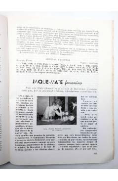 Muestra 4 de REVISTA EL AJEDREZ ESPAÑOL 66 / 11 - 1961. SRTA FERRER CAMPEONATO MUNDIAL FEMENINO (Vvaa) FEDA 1961