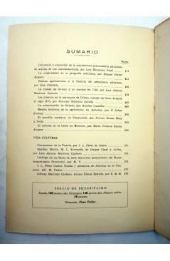 Muestra 1 de BOLETÍN DEL INSTITUTO DE ESTUDIOS ASTURIANOS AÑO X NÚM XLIV (Vvaa) Diputación de Asturias 1961