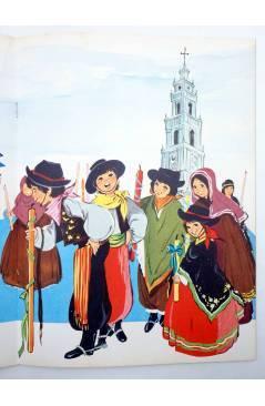 Muestra 2 de CUENTOS DE TODO EL MUNDO SERIE B 13. EL GAUCHO Y EL PAYADOR (Sotillos / María Pascual) Toray 1975