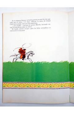 Muestra 3 de CUENTOS DE TODO EL MUNDO SERIE B 13. EL GAUCHO Y EL PAYADOR (Sotillos / María Pascual) Toray 1975