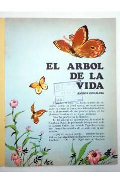 Muestra 1 de CUENTOS DE TODO EL MUNDO SERIE B 29. EL ÁRBOL DE LA VIDA (Sotillos / María Pascual) Toray 1976