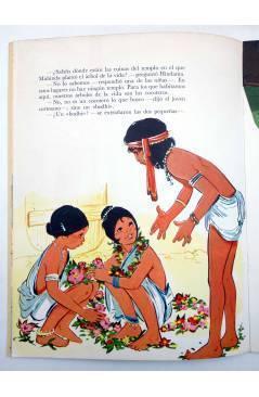 Muestra 2 de CUENTOS DE TODO EL MUNDO SERIE B 29. EL ÁRBOL DE LA VIDA (Sotillos / María Pascual) Toray 1976