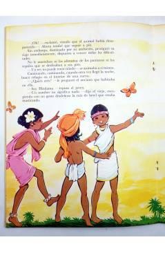 Muestra 3 de CUENTOS DE TODO EL MUNDO SERIE B 29. EL ÁRBOL DE LA VIDA (Sotillos / María Pascual) Toray 1976