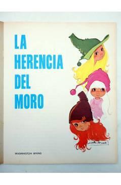 Muestra 1 de CUENTOS FANTÁSTICOS 7. LA HERENCIA DEL MORO (Sotillos / María Pascual) Toray 1975