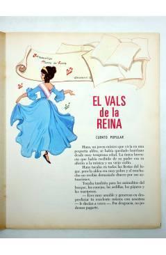 Muestra 1 de CUENTOS Y LEYENDAS 5. EL VALS DE LA REINA (Sotillos / María Pascual) Toray 1975