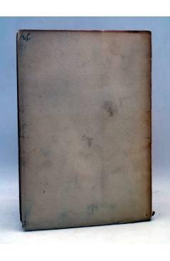 Contracubierta de ET NUNC MANET IN TE. DIARIO ÍNTIMO (André Gide) Losada 1953