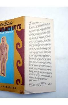 Muestra 1 de ET NUNC MANET IN TE. DIARIO ÍNTIMO (André Gide) Losada 1953