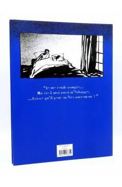 Contracubierta de UNE VIE SILENCIEUSE (Louis Joos / Fréderick Debomy) Albin Michel 2005