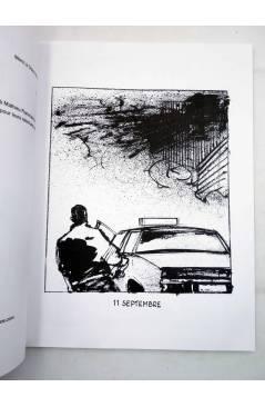 Muestra 2 de UNE VIE SILENCIEUSE (Louis Joos / Fréderick Debomy) Albin Michel 2005