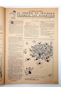 Muestra 2 de GUTIÉRREZ SEMANARIO ESPAÑOL DE HUMORISMO AÑO VII. Nº 335 (Vvaa) Madrid 1933