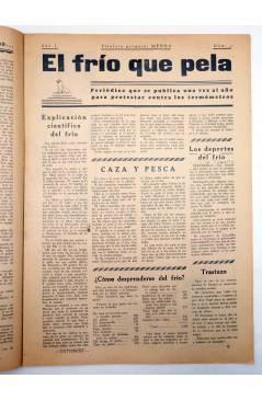 Muestra 3 de GUTIÉRREZ SEMANARIO ESPAÑOL DE HUMORISMO AÑO VII. Nº 335 (Vvaa) Madrid 1933