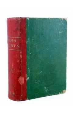 Cubierta de LA NOVELA CORTA 1 A 25. ENCUADERNADOS EN UN TOMO (Vvaa) La Novela Corta 1916