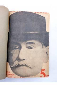 Muestra 2 de LA NOVELA CORTA 1 A 25. ENCUADERNADOS EN UN TOMO (Vvaa) La Novela Corta 1916