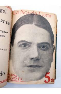 Muestra 6 de LA NOVELA CORTA 1 A 25. ENCUADERNADOS EN UN TOMO (Vvaa) La Novela Corta 1916