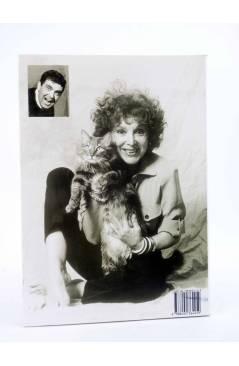 Contracubierta de MIS CHARLAS CON JAVIER AGUIRRE Y ESPERANZA ROY (Juan Julio De Abajo De Pablos) Fancy 1999