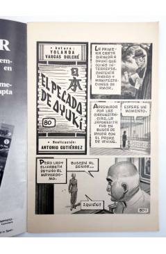 Muestra 1 de LÁGRIMAS RISAS Y AMOR 80. EL PECADO DE OYUKÍ (Yolanda Vargas Dulce / Antonio Gutiérrez) Edar 1978