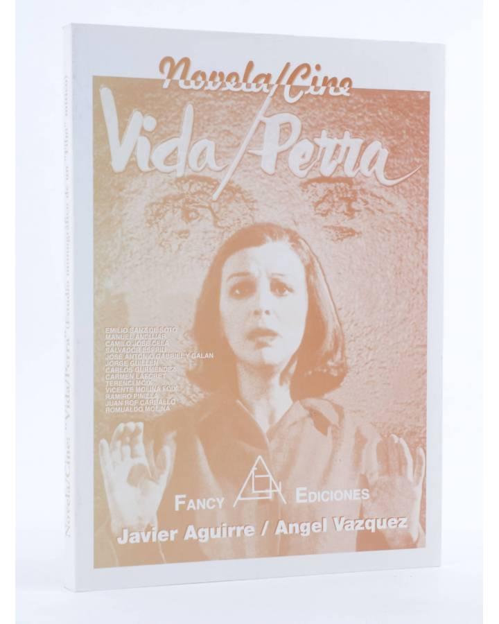 Cubierta de NOVELA / CINE VIDA PERRA (Javier Aguirre / Ángel Vázquez) Fancy 1999