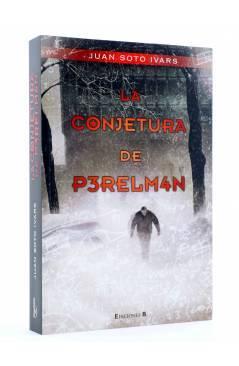 Cubierta de LA CONJETURA DE P3REM4N PERELMAN (Juan Soto Ivars) B 2009