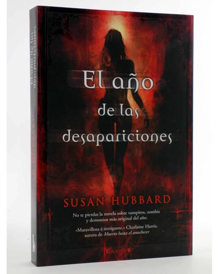 Cubierta de EL AÑO DE LAS DESAPARICIONES (Susan Hubbard) B 2009