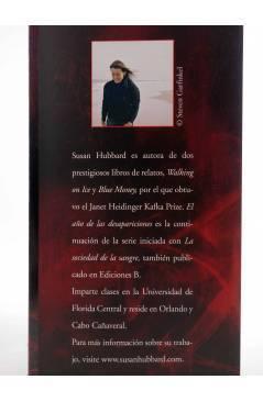 Muestra 1 de EL AÑO DE LAS DESAPARICIONES (Susan Hubbard) B 2009