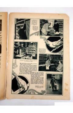 Muestra 1 de ALGO. SEMANARIO ILUSTRADO ENCICLOPÉDICO Y DE BUEN HUMOR AÑO V. N.º 194. 29 ABRIL 1933. FREIXAS (Vvaa) Algo