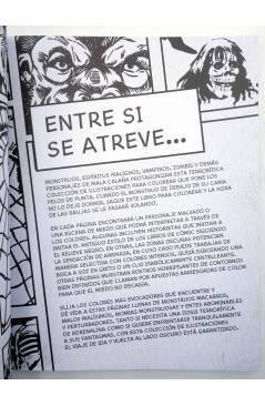Muestra 1 de TERROR. COLOREE DESDE EL LADO OSCURO (Vvaa) Parragon 2016