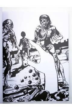 Muestra 2 de TERROR. COLOREE DESDE EL LADO OSCURO (Vvaa) Parragon 2016