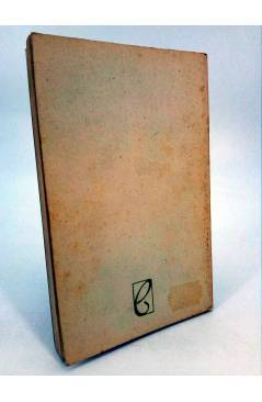 Contracubierta de LA COCINA DE LOS NIETOS DE MARTIN FIERRO (Jaime Botana / Ramón Ballesteros) Penthalon 1981
