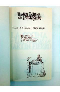 Muestra 1 de LA COCINA DE LOS NIETOS DE MARTIN FIERRO (Jaime Botana / Ramón Ballesteros) Penthalon 1981