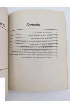 Muestra 1 de NUESTROS CONTEMPORÁNEOS 9. ALFONSO DE BORBÓN Y M.ª DEL CARMEN MARTÍNEZ BORDIU (Bayona) Dopesa 1971