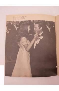 Muestra 3 de NUESTROS CONTEMPORÁNEOS 9. ALFONSO DE BORBÓN Y M.ª DEL CARMEN MARTÍNEZ BORDIU (Bayona) Dopesa 1971