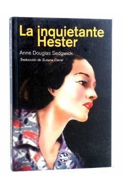 Cubierta de LA INQUIETANTE HESTER (Anne Douglas Sedgwick) Rey Lear 2014