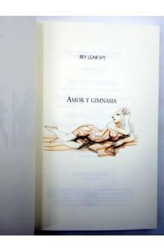 Muestra 2 de AMOR Y GIMNASIA (Edmondo De Anicis / Manuel Alcorlo) Rey Lear 2012