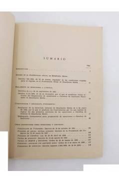 Muestra 1 de CATEDRÁTICOS DE ENSEÑANZA MEDIA. OPOSICIONES Y CONCURSOS.. Ministerio de Educación y Ciencia 1958