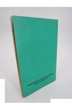Contracubierta de CSIC. CATÁLOGO DE PUBLICACIONES.. CSIC