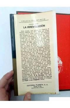 Muestra 1 de Colección Infinito 129. LA IRREVOLUCIÓN (Pascal Lainé) Planeta 1975